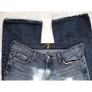 7 FOR ALL MANKIND Women's Bootcut Jeans | Sz 30